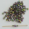 Fire Polished Green 3 4 6 mm Crystal Magic Orchid 00030-95000 Czech Bead