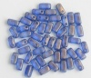 Brick Blue Halo Ultramarine 00030-29264 Czech Mates Beads x 50