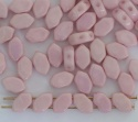 Paros Pink Chalk Lila 03000-14494 Czech Glass Bead x 5g