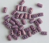 Rulla Purple Vega On Chalk  03000-15726 Beads x 10g