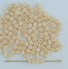 Minos Cream Champagne Shimmer  03000-14413 Czech Glass Bead x 5g