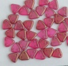 Triangle Pink Halo Madder Rose 00030-29260 Czech Beads x 10g
