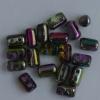 Rulla Green Crystal Magic Orchid - Violet Green 00030-95000 Beads x 10g