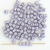 Minos Purple Metallic Suede Purple 23980-79021 Czech Glass Bead x 5g