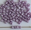 Minos Purple Alabaster Pastel Lila 02010-25012 Czech Glass Bead x 5g
