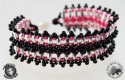 Pattern Half Moon Bracelet uses Half Moon  Foc with Bead Purchase