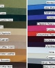 Ultrasuede In 29 Colours 2 Sizes Bead Soutash Backing Bangle Cover