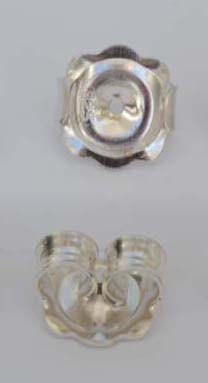 Sterling-Silver-Earring-Backs-Butterfly-Scroll-Nuts-Small-Medium-Large-XL