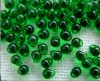 Miyuki Drop Green DP0146  3.4mm  2.8mm Transparent Green Bead 10g