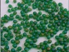 Miyuki Drop Green DP0146fr  3.4mm Matt Transparent Green AB Bead 10g