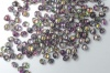 Miyuki Drop Purple  DP55015  3.4mm Crystal Magic Purple 00030-95500 Bead 10g