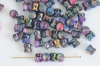 Diablo Blue Crystal Magic Blue 00030-95100 Czech Glass Bead x 10g