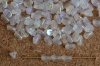 Pinch Clear 5 7 mm Crystal AB 00030-28701 Czech Glass Beads x 10g