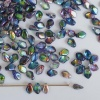 Gekko Blue Crystal Magic Blue 00030-95100 Czech Glass Bead x 5g