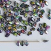 Gekko Purple Crystal Magic Purple 00030-95500 Czech Glass Bead x 5g