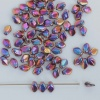 Gekko Pink Crystal Sliperit  ''Full'' 00030-29503 Czech Glass Bead x 5g